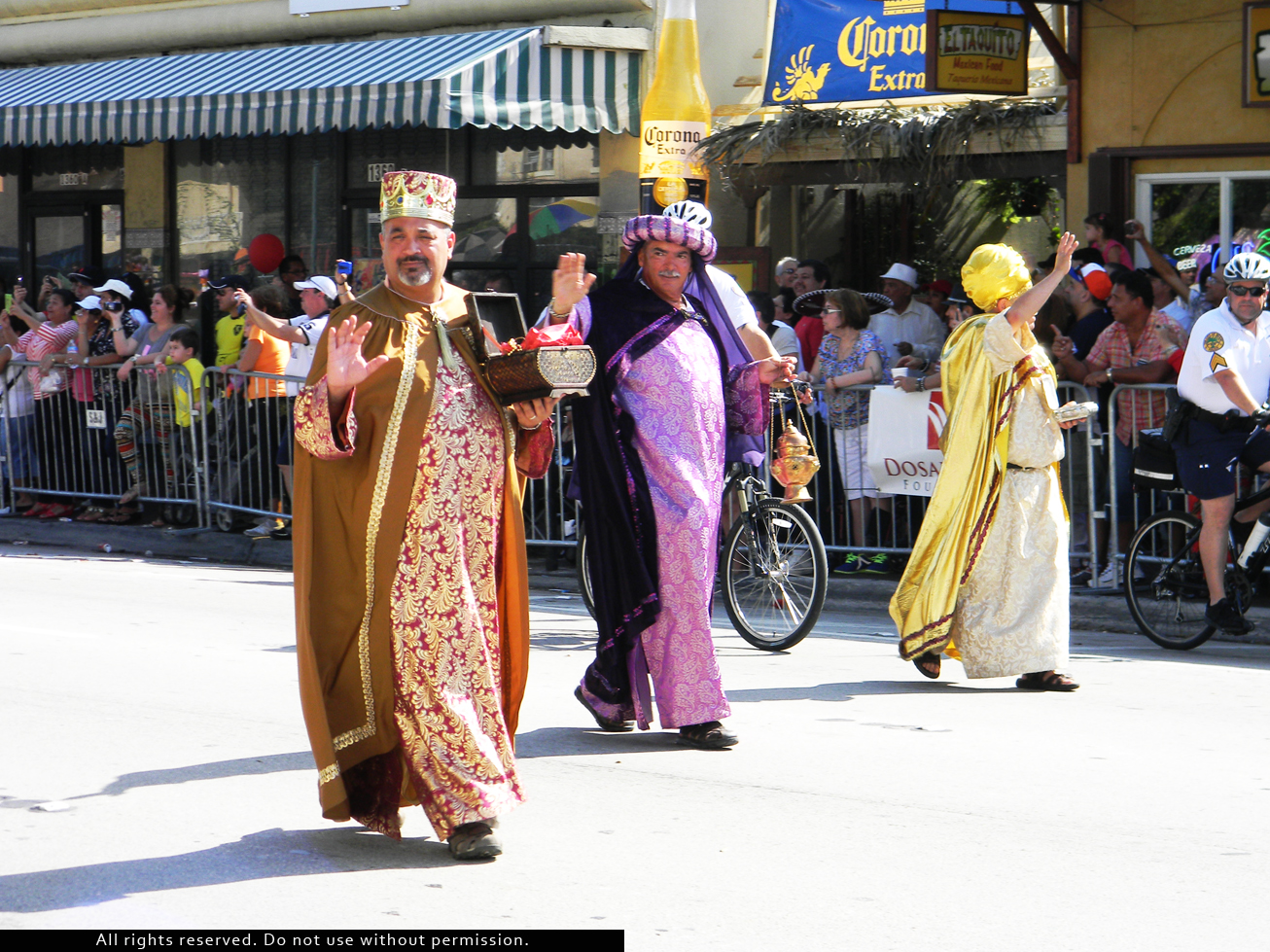 Three Kings Parade – Miami