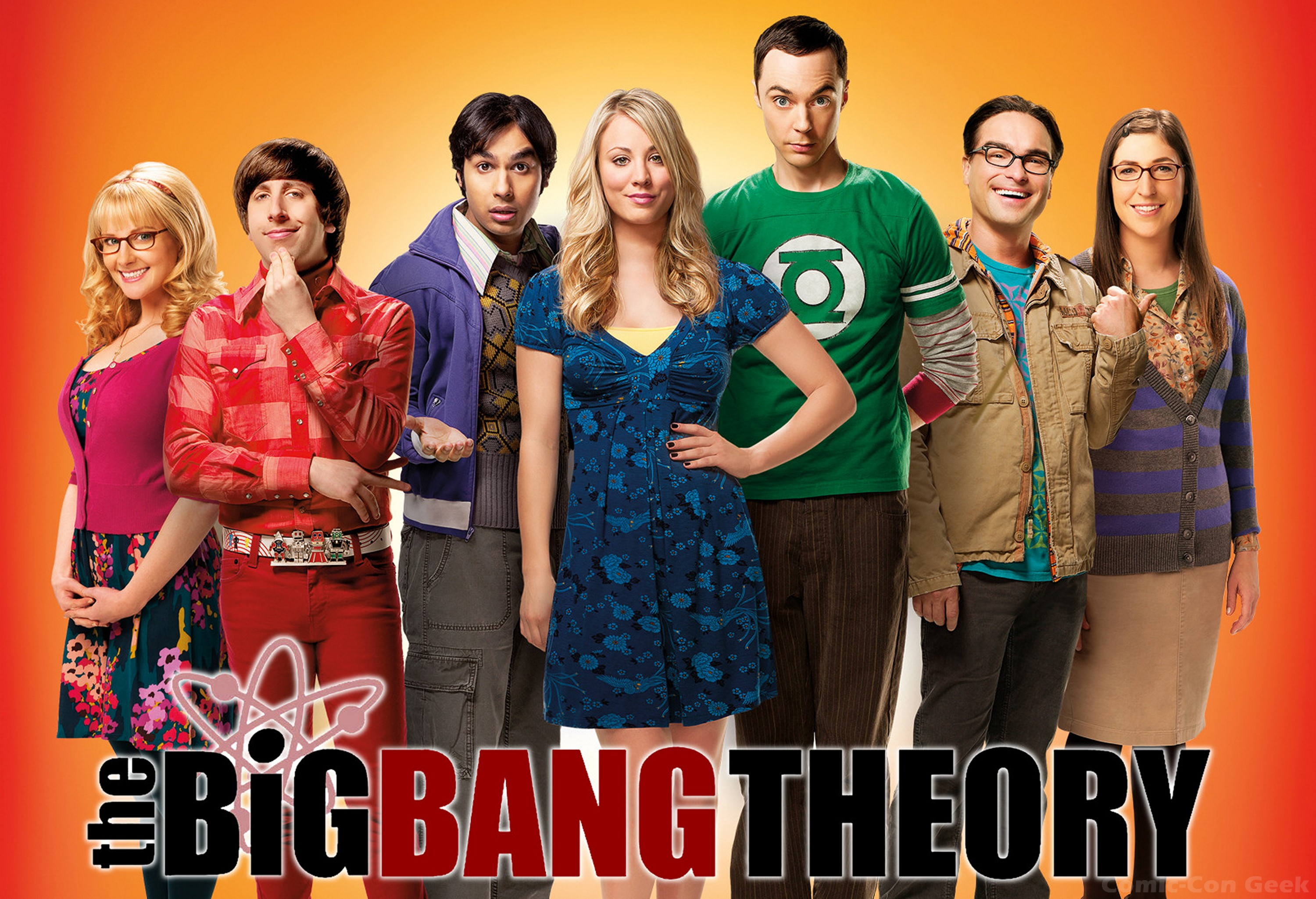 Brief Review – Big Bang Theory [S8E1]ns