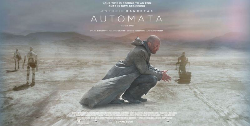 "Quick Clip: ""Automata"" Movie Review"