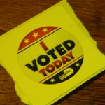 I Voted – Now It's Your Turn