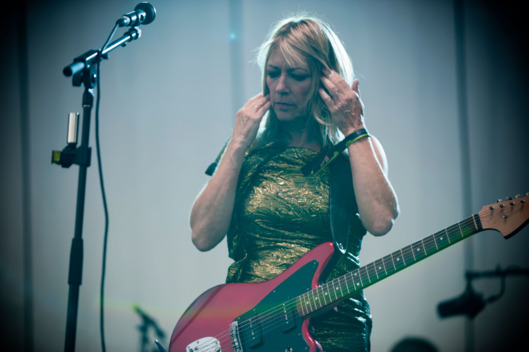 Kim Gordon on the Pain of Performing With Her Ex
